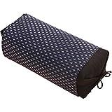 枕 そばがら 国産茶葉入り 抗菌 男のそば枕 高さ調節可能 40×20? カバー付き