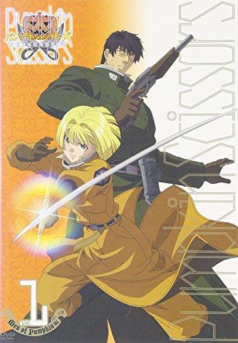 パンプキン・シザーズ Men of Pumpkin 編 Vol.1 (初回限定生産) [DVD]