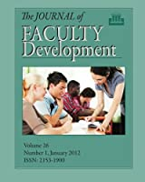 The Journal of Faculty Development: Volume 26 Number 1 January 2012 [並行輸入品]