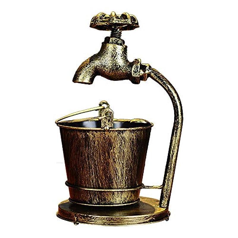 聞きます従順枢機卿レトロ鉄手作り工芸品灰皿クリエイティブバーインターネットカフェ写真小道具装飾品