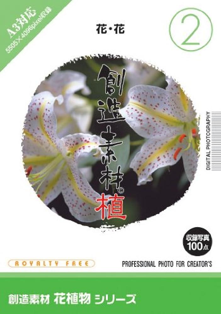 カリキュラムすばらしいですチートイメージランド 創造素材 花植物(2)花?花