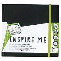 ダーウェント スケッチブック INSPIRE ME BOOK SMALL 2302236