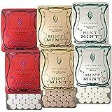 ヒントミント クラシックラベル 3種6個セット (ザクロ&アサイ ペパーミント チョコレートミント 3種×各23g×2個…