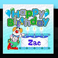Happy Birthday Zac