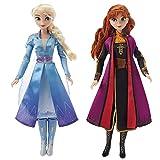 アナと雪の女王2 ディズニー | エルサ & アナ 歌うフィギュア | シンキングドール [並行輸入品]