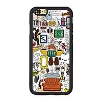 Friend Iphone 6 CaseFriends Tv Show Phone Case for Iphone 6 or 6s 4.7 TPU Case [並行輸入品]
