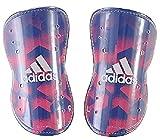 adidas(アディダス) サッカー シンガード バイオガードCG - X  BVD64 ブルー×ショックピンク(BR1398) NS