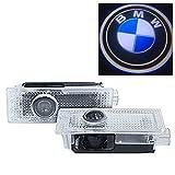 BMW カーテシ LED レーザーロゴライト #002T アンダースポット / ドアレーザーライト / カーテシライト 配線不要 / 純正交換タイプ