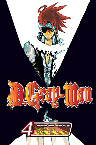 D. Gray-Man, Vol. 4 (D.Gray-Man)の詳細を見る