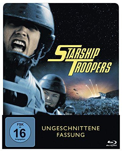 Starship Troopers - Limited Edition Steelbook