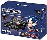 Sega Genesis Flashback HD 2017 Console セガジェネシスフラッシュバックHD 2017コンソール 北米正規版 AtGames [SRPJ1986]