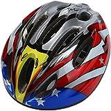 TangQI ヘルメット 子ども用 自転車 サイクリングヘルメット 45~56cm 軽量 10穴通気 調整可能 スポーツヘルメット 保護ヘルメット