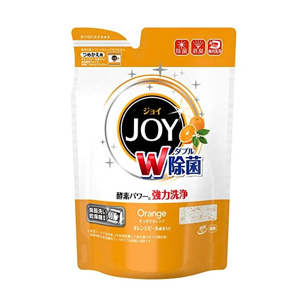 食洗機用 ジョイ 食洗機用洗剤 オレンジピール成...の商品画像