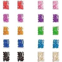 Upixel Sサイズ ピクセルチップセット お得 10色/120ピース(1200ピース) レゴ LEGO コンセプト ドット絵 マイクラ 脳トレ ゲーム