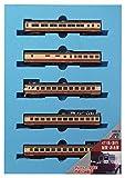 マイクロエース Nゲージ 471系・急行 加賀・非冷房 増結5両セット A0503 鉄道模型 電車