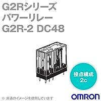 オムロン(OMRON) G2R-2 DC48 パワーリレー NN