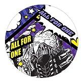 限定 ジャンプ展 vol.3 僕のヒーローアカデミア ヒロアカ ファン感謝デー クリアスタンド 来場者 特典 記念証 8/3 オールフォーワン