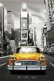 ポスター ニューヨークタクシー№1 PH-0291