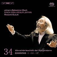 J.S.Bach Cantatas, Vol.34