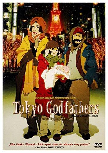 Tokyo Godfathers [Region 2] (English subtitles) by Toru Emori