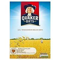 クエーカーオーツ麦のお粥の1キロ - Quaker Oats Porridge 1kg [並行輸入品]