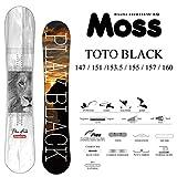 モス TOTO BLACK [2016-2017モデル]