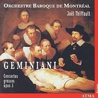 Concerti Grossi Op 3