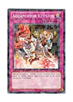 遊戯王 英語版 DT06-EN099 Aquamirror Illusion 儀水鏡の幻影術 (ノーマル・パラレル)