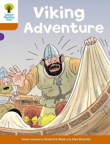Oxford Reading Tree: Level 8: Stories: Viking Adventureの詳細を見る