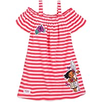 Disney Animators' Collection Moana Striped Cover-Up for Girls
