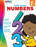 Let's Learn Numbers (Spectrum Early Years)