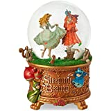 Disney Store ~ the Art of Aurora 2014 Sleeping Beauty Musical Snowglobe
