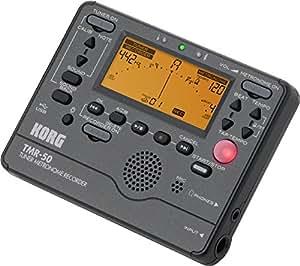 KORG チューナー/メトロノーム/レコーダー TMR-50 BK ブラック