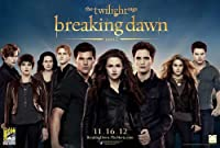The Twilight Saga : Breaking Dawn–Part 2( 2012) 11x 17映画ポスター–スタイルE Unframed PDPGB89605