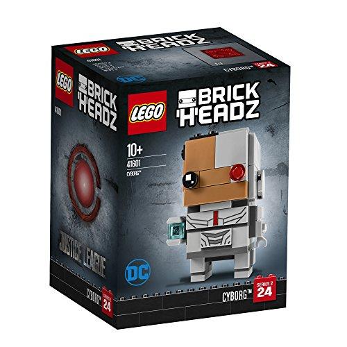 レゴ(LEGO) ブリックヘッズ サイボーグ 41601