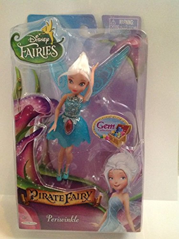 [ジャックスパシフィック]Jakks Pacific Disney Fairies Pirate Fairy Periwinkle Gem Collection by na [並行輸入品]