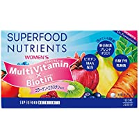 SUPERFOOD NUTRIENTS WOMEN'S (30日分)