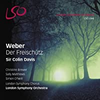Weber: Der Freischutz by Christine Brewer (2013-05-14)