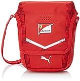【 Ferrari 】 スクーデリア フェラーリ F1 Team オフィシャル ポータブルバッグ