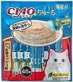 チャオ (CIAO) 猫用おやつ ちゅ~る かつお かつお節ミックス味 14g×45本入
