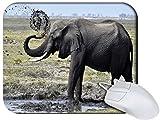 Amazon.co.jpSnoogg Elephant Walking Non Slip Rubber Mouse Pad
