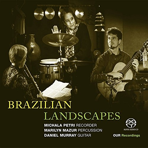 Various: Brazilian Landscapes