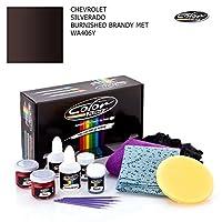 Color N Drive シボレーシルバラード用 タッチアップペイントシステム 塗装剥がれや傷の修復に PRO PACK C021632PRO