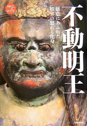 不動明王―慈悲にあふれた如来の怒れる化身 (神仏のかたちシリーズ)