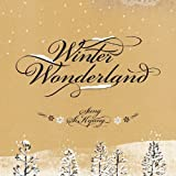 Winter Wonderland(韓国盤)