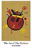 Nouvelles Images The Art of The Bauhaus Calendar - 2016 Calendar (YC 050) [並行輸入品]