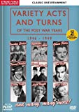 Variety Acts & Turns of the Post War Years: 1946-4 [DVD] [Import]