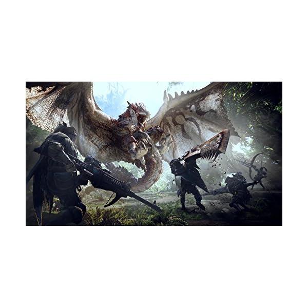 モンスターハンター:ワールド - PS4の紹介画像5