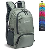 ZOMAKE Ultra Lightweight Packable Backpack Water Resistant Hiking Daypack,Small Backpack Handy Foldable Camping Outdoor Backp