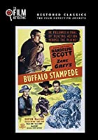 Buffalo Stampede (The Film Detective Restored Version) [並行輸入品]